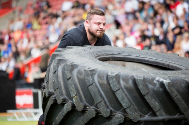 Matjaz Belsak, Ultimate Strongman Summermania 2017