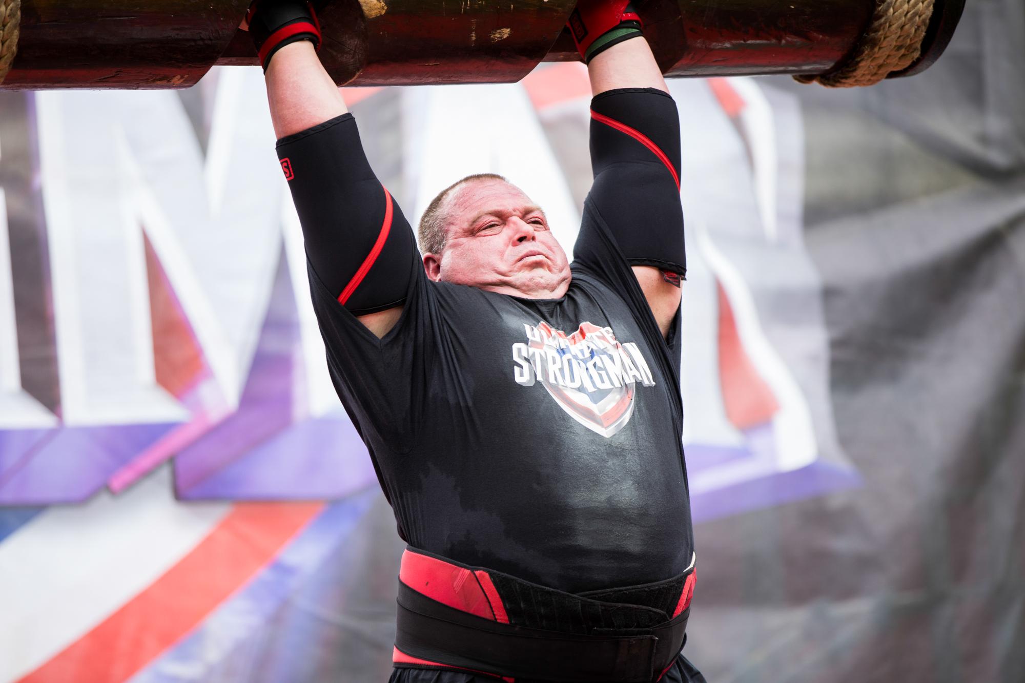 Ultimate Strongman Summermania 2017