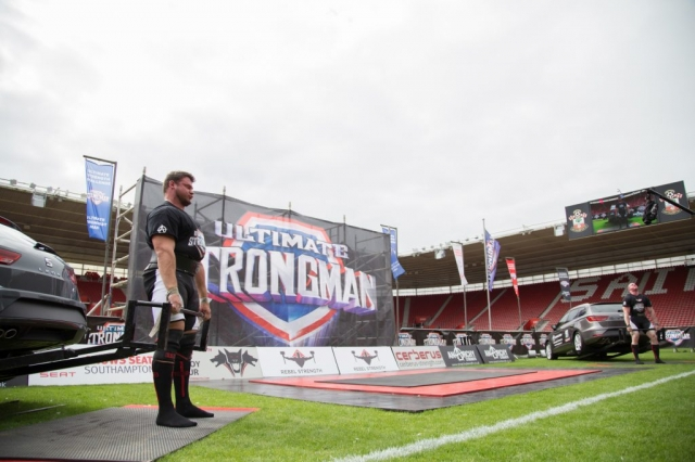 Martins Licis Ultimate Strongman Summermania 2017