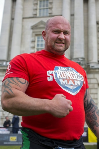Ireland's Strongest Man, Pat O'Dwyer