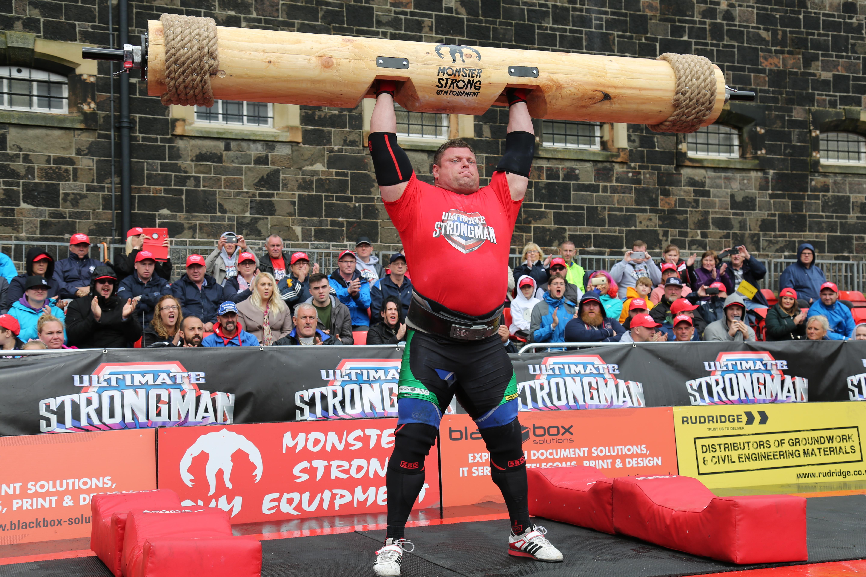 Ultimate Strongman » Masters World Championship 2018