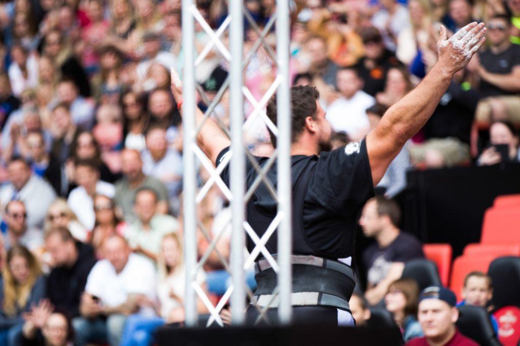 Martins Licis, Ultimate Strongman Summermania 2017