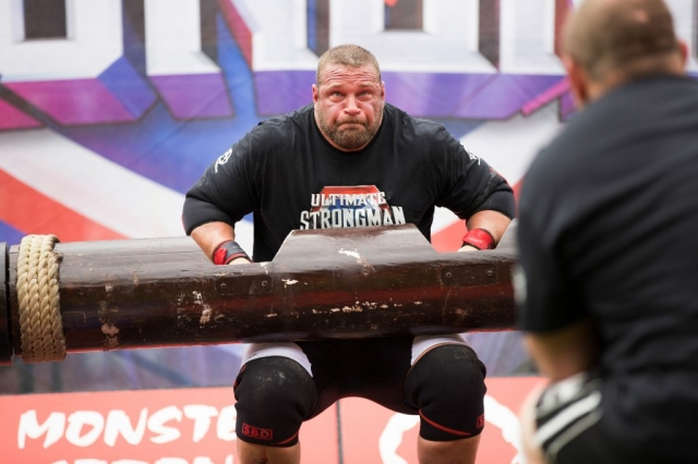 Terry Hollands, Ultimate Strongman Summermania 2017