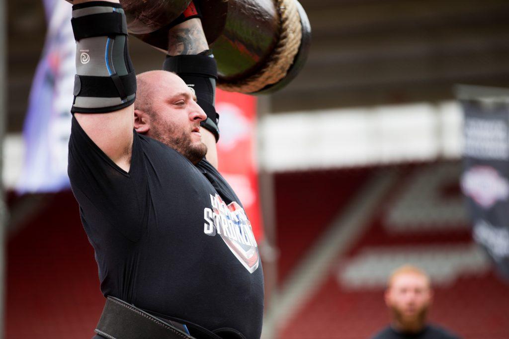 Graham Hicks, Ultimate Strongman Summermania 2017