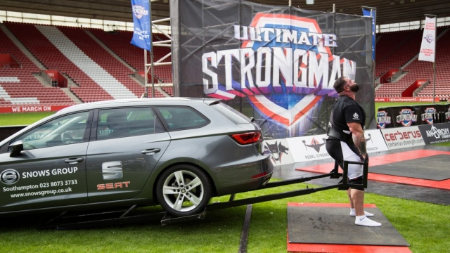 Ultimate Strongman Summermania 2017