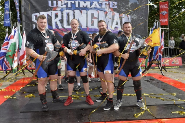 Ultimate Strongman Battle of Britain