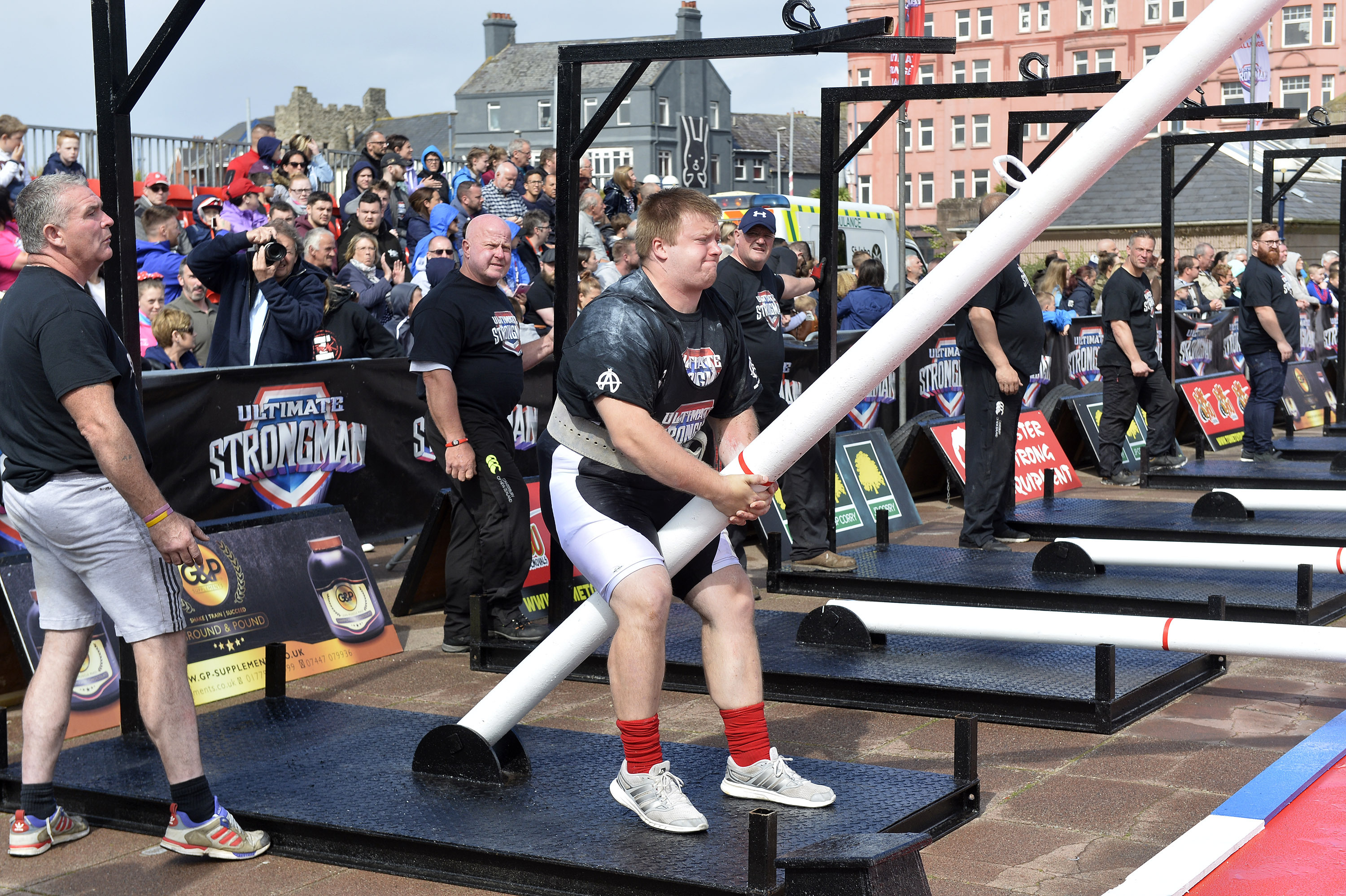 Ultimate Strongman Battle of Britain.