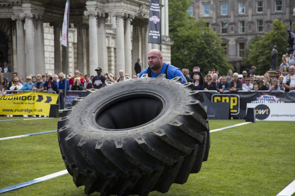 Pat O'Dwyer, Ireland's Strongest Man 2016 & 2017