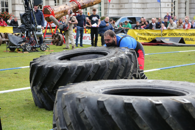 Ben Brunning, Wales' Strongest Man 2017
