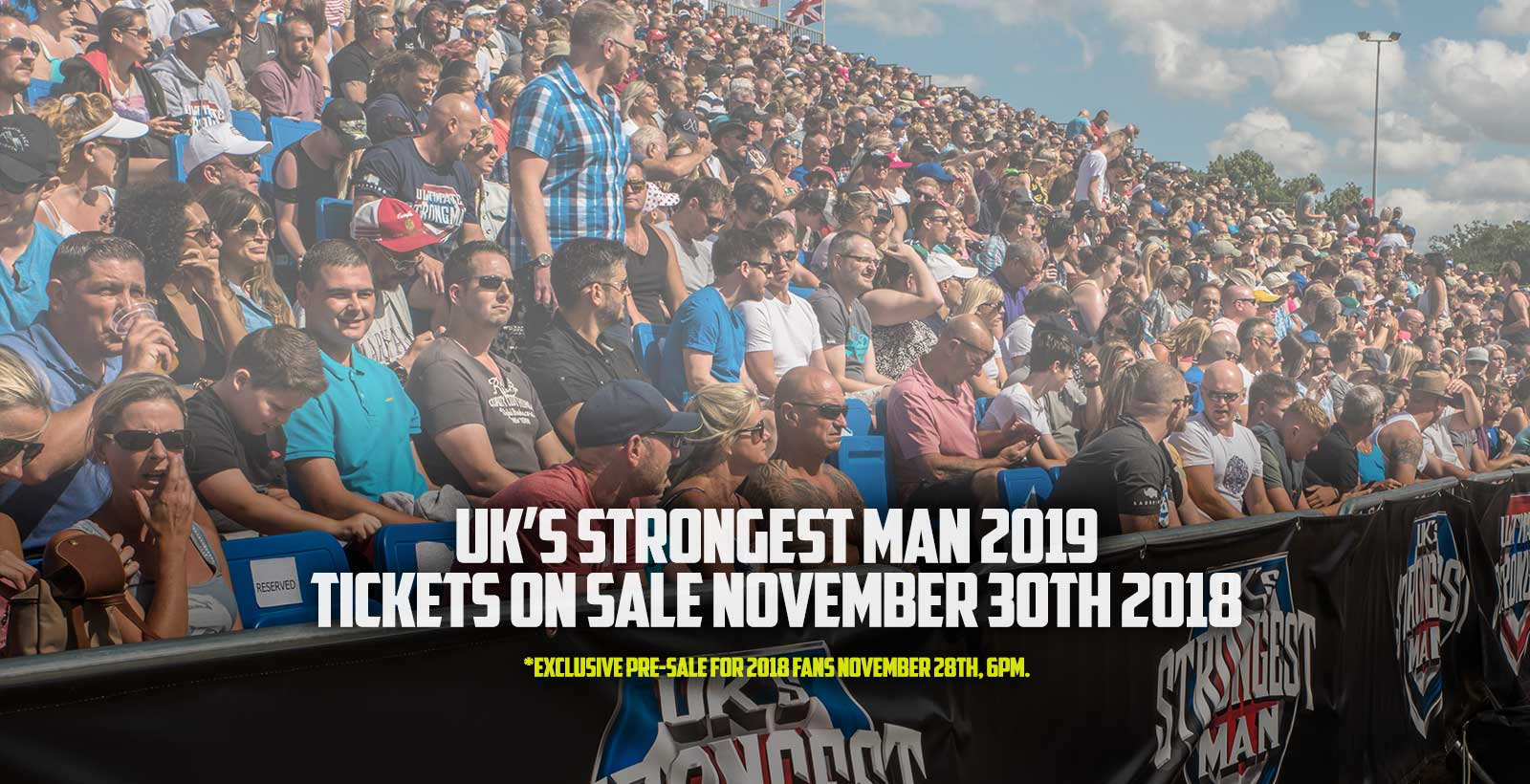 Ultimate Strongman » Uk's Strongest Man 2019